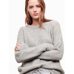 Aritzia Babaton Thurlow Merino Wool & Yak Sweater